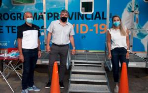 Operativo Verano el Fin de Semana Largo en Santa Rosa