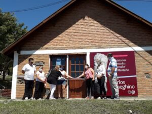 Se inauguró la puesta en valor del Museo del Parador de la Montaña