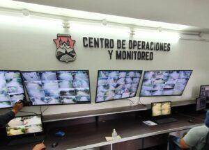 Quedó inaugurado el Centro de Monitoreo de la Ciudad