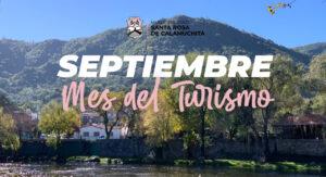 Septiembre: mes del Turismo