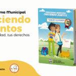 """El Programa Municipal """"Creciendo Juntos"""" entregó material digital en las escuelas de la ciudad."""