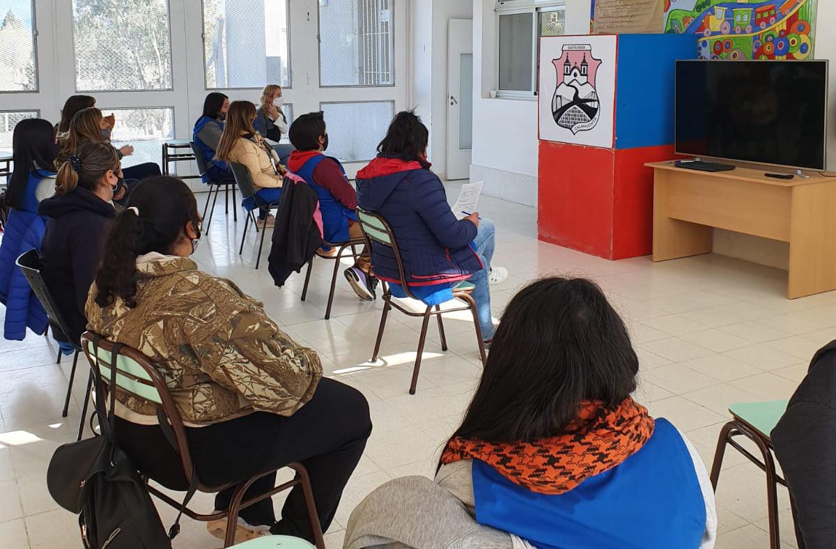 Se llevó a cabo el segundo Encuentro de Formación Permanente y Trabajo en Red de personal de la Secretaría de Relaciones Institucionales